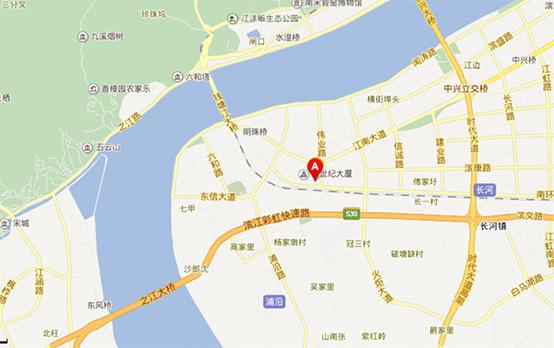 杭州阔知网络科技有限公司所在位置